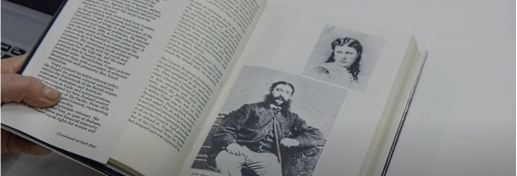 A Century of Wonder - An Alexander Turnbull Library Mini Documentary